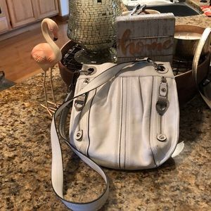 Gorg B. Makowsky crossbody excellent condition